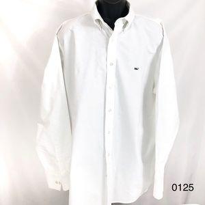Vineyard Vines Mens Dress shirt, Size XL